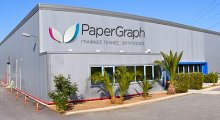 Installation of air/water Galletti Chiller in Papergraph Company at Loutraki, Greece.
